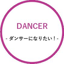 DANCER - ダンサーになりたい! -